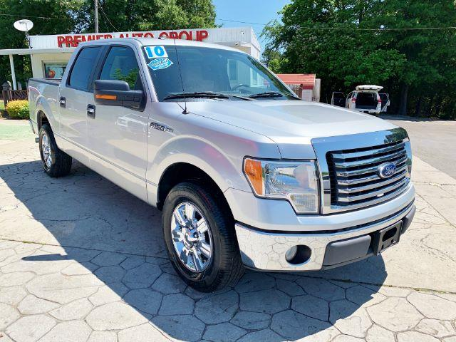 2010 Ford F-150 Lariat SuperCrew 6.5-ft. Bed 2WD