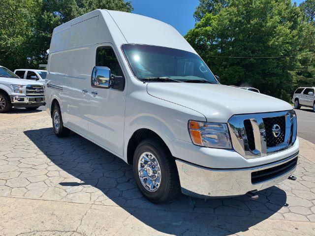 2017 Nissan NV Cargo 2500 HD S V8 High Roof