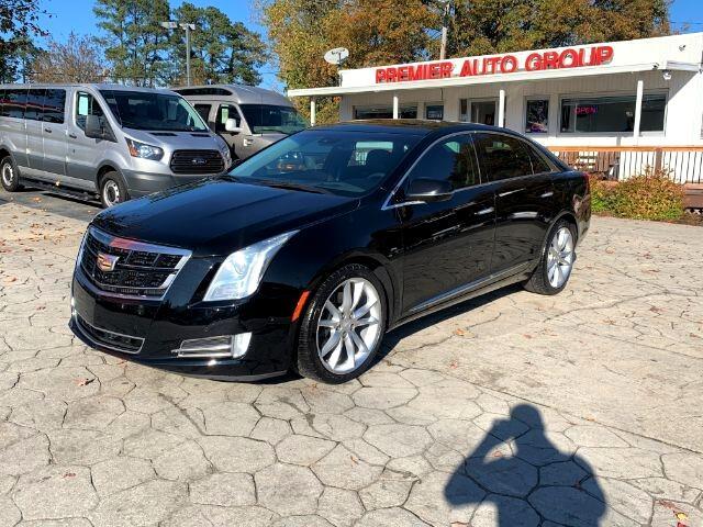 Cadillac XTS  2016