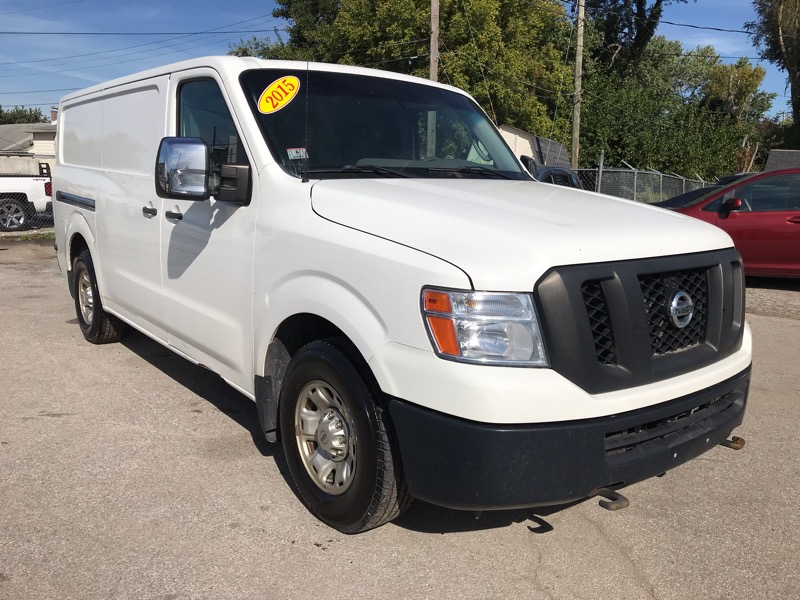 Nissan NV Cargo 3500 HD S High Roof 2015