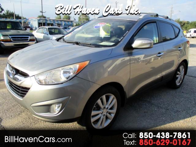 2012 Hyundai Tucson Limited 2WD