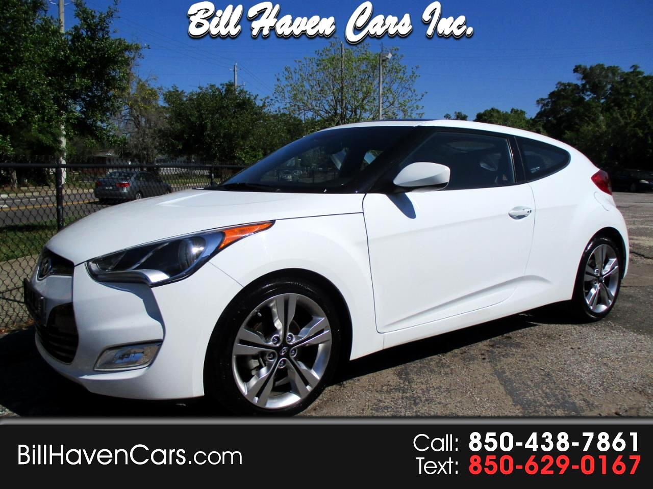 2017 Hyundai Veloster Value Edition Dual Clutch