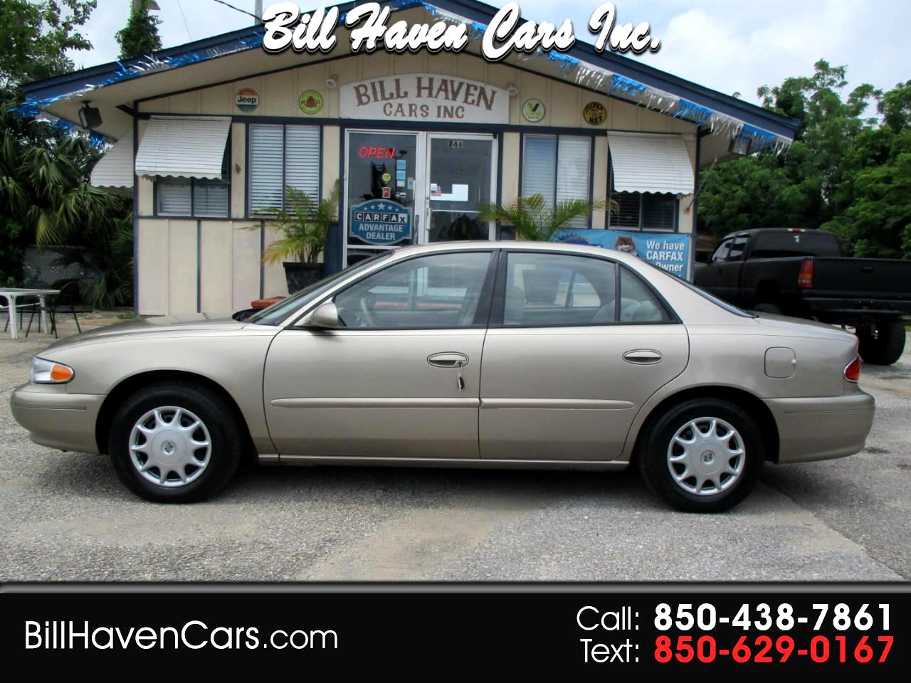 2003 Buick Century 4dr Sdn Custom