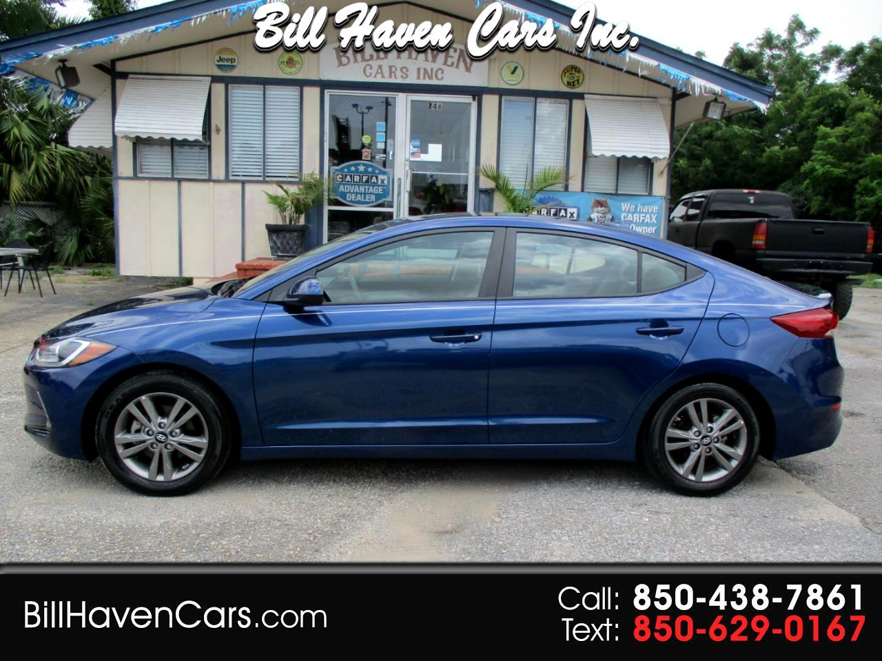 2018 Hyundai Elantra Value Edition 2.0L Auto (Alabama)