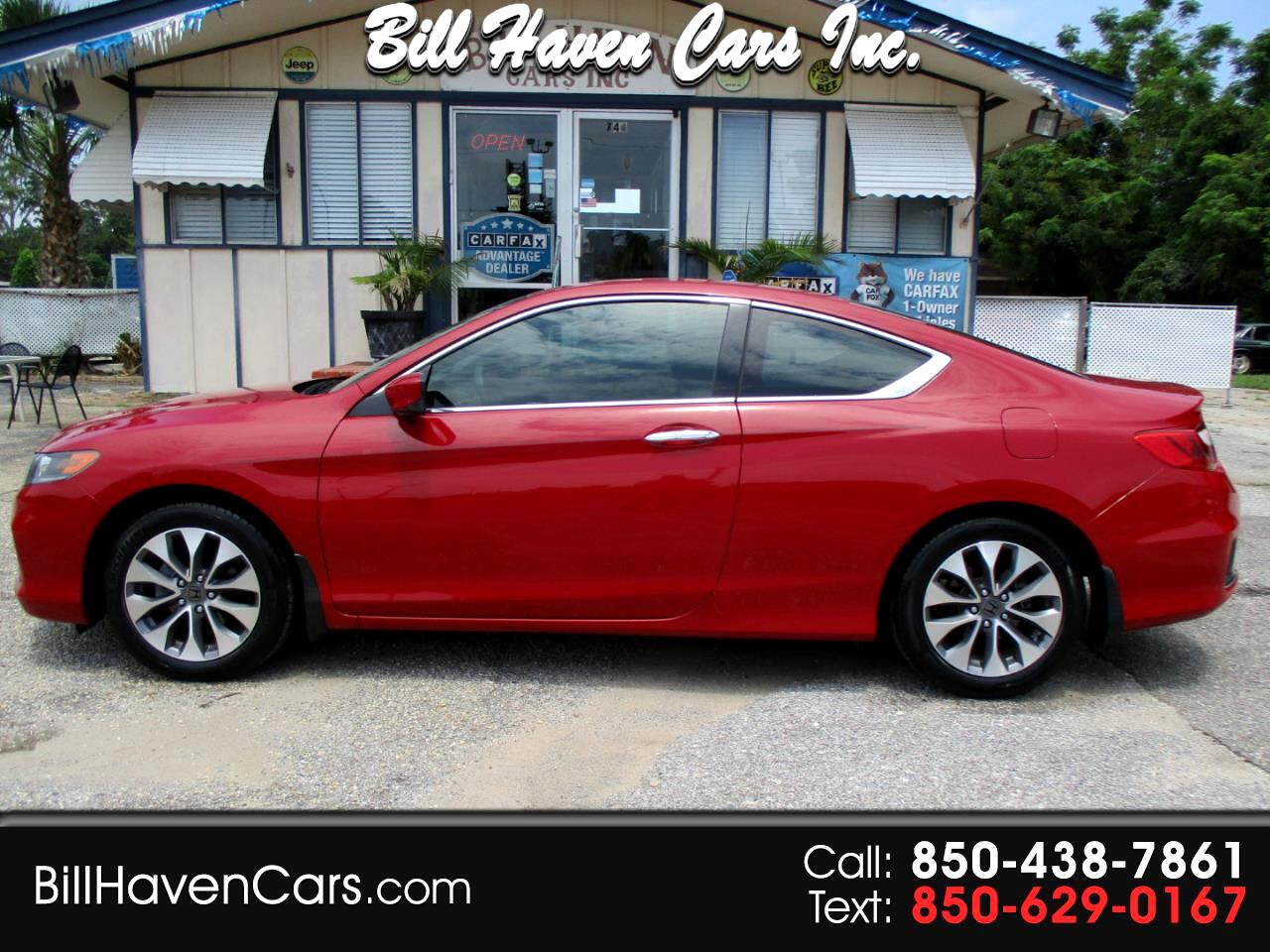 Honda Accord Coupe 2dr I4 CVT LX-S 2015
