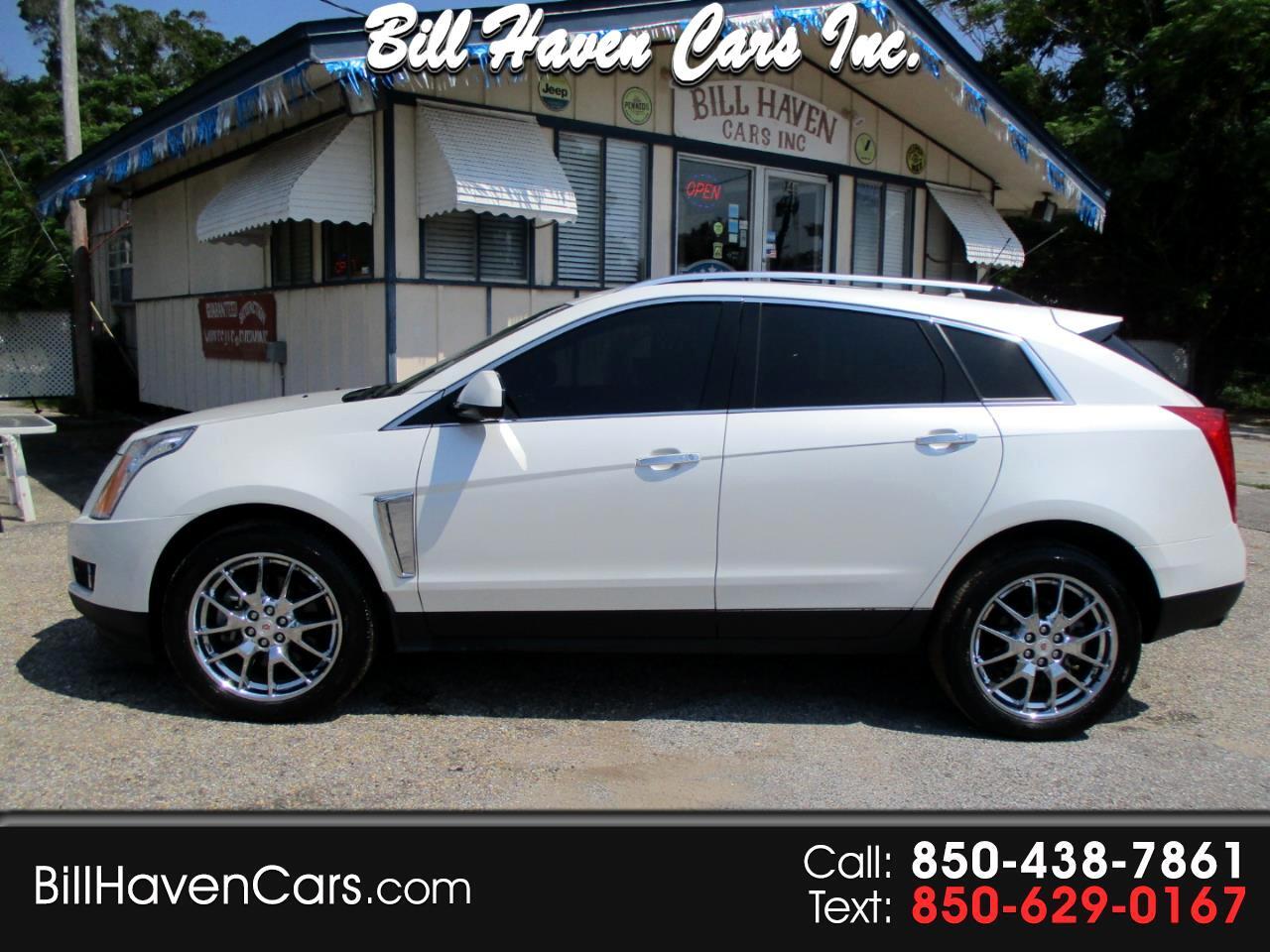2013 Cadillac SRX FWD 4dr Premium Collection