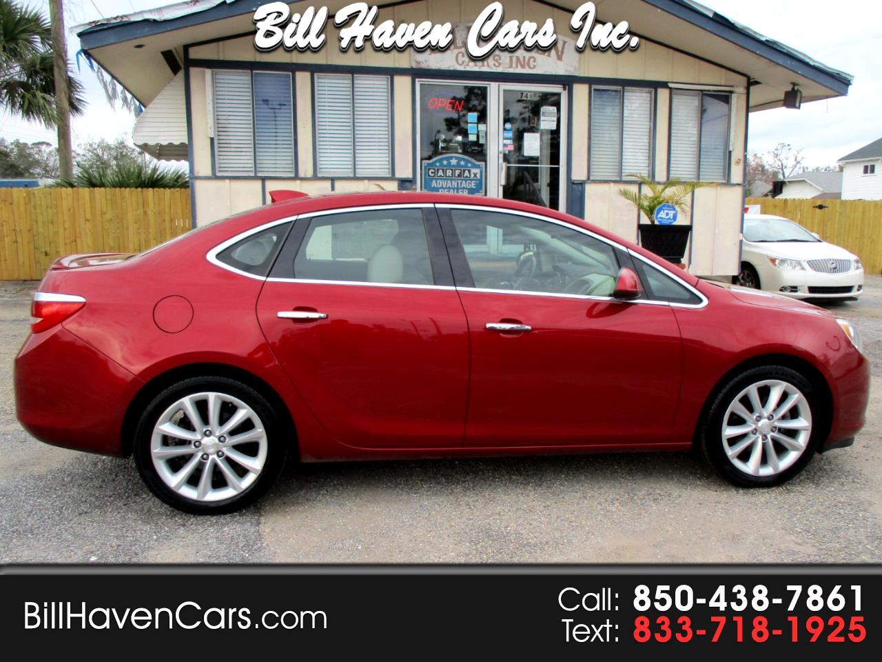 Buick Verano 4dr Sdn Leather Group 2016