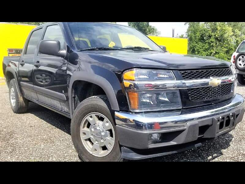 Chevrolet Colorado LT1 Crew Cab 2WD 2008