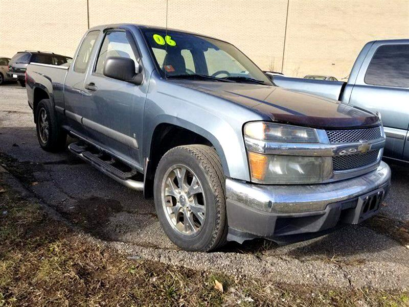 Chevrolet Colorado LS Ext. Cab 2WD 2006