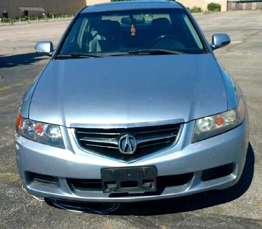 Used 2004 Acura TSX 5-speed AT With Navigation System For