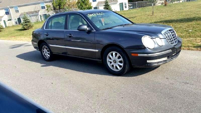 Kia Amanti Sedan 2004