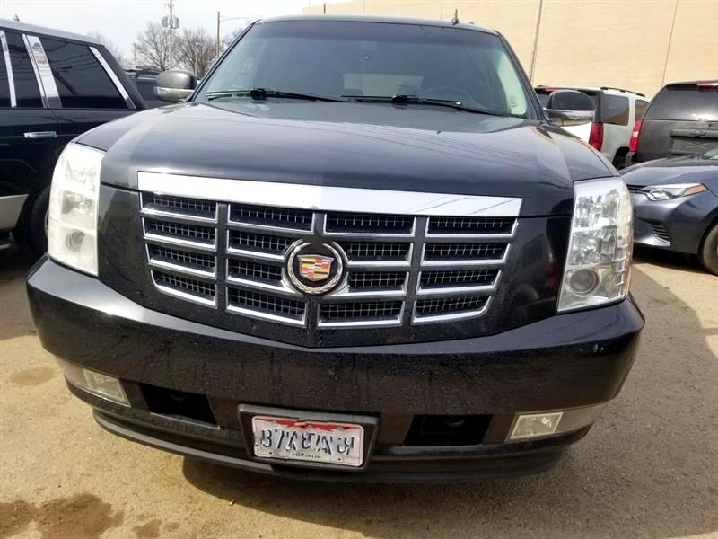 Cadillac Escalade ESV AWD Luxury 2013