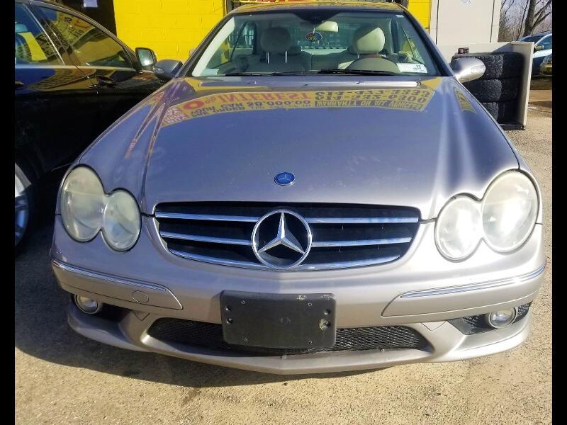 Mercedes-Benz CLK-Class CLK500 Coupe 2006