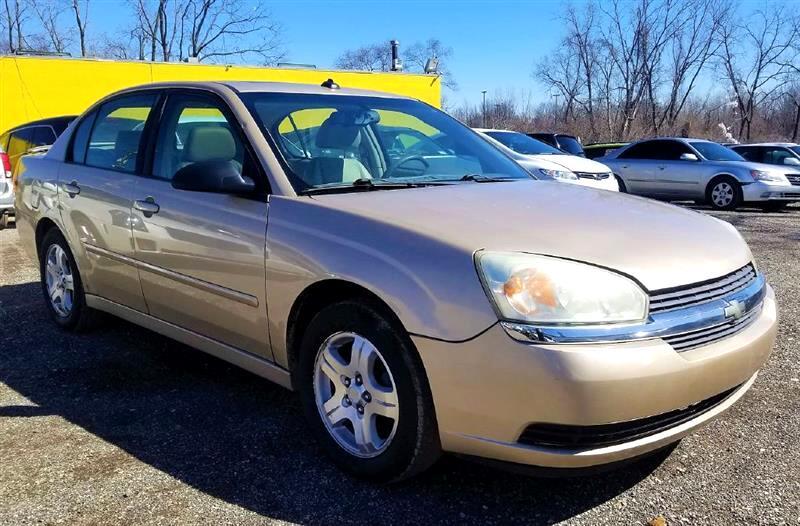 Chevrolet Malibu LT 2005