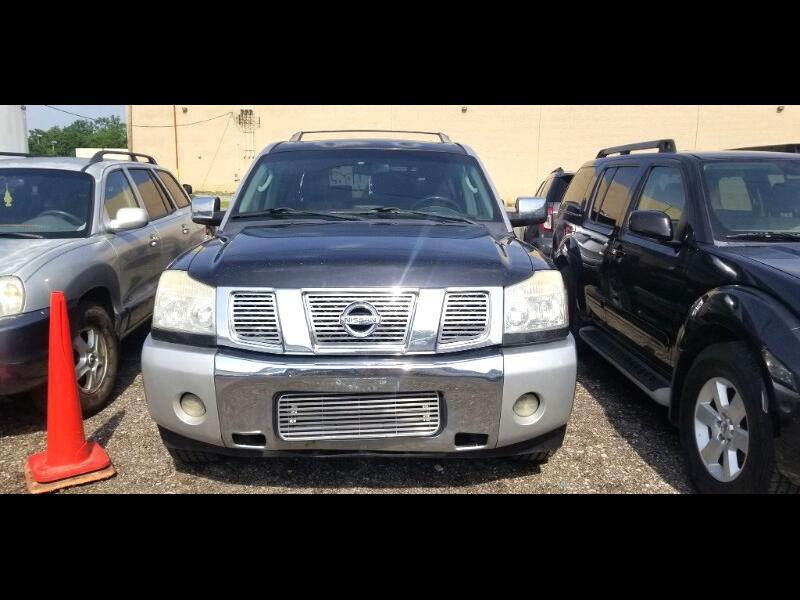 Nissan Armada SE 2WD 2005
