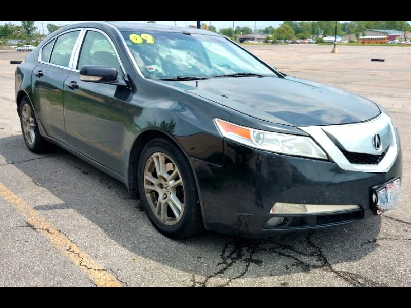 Acura TL 5-Speed AT 2009