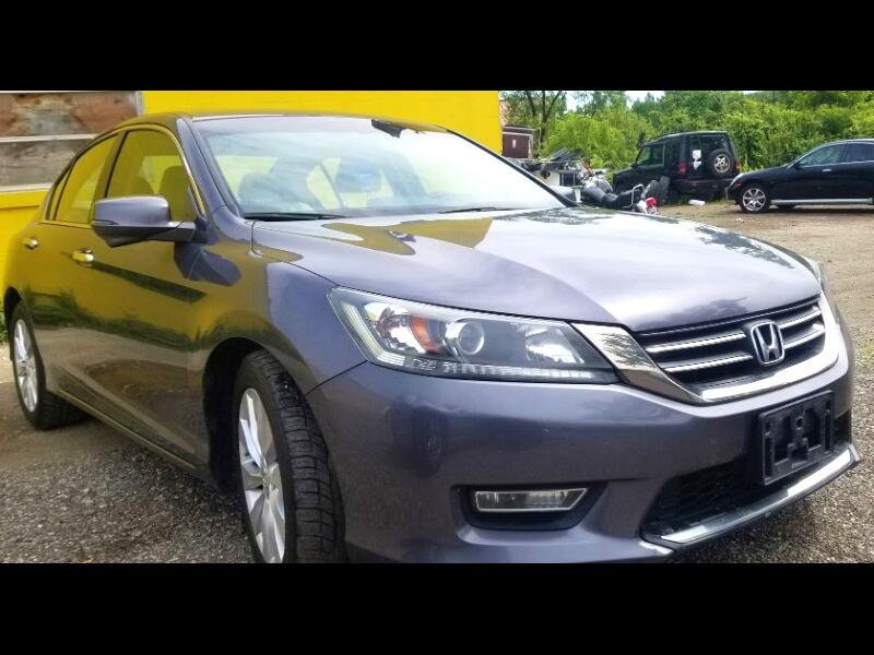 Honda Accord EX Sedan CVT 2013