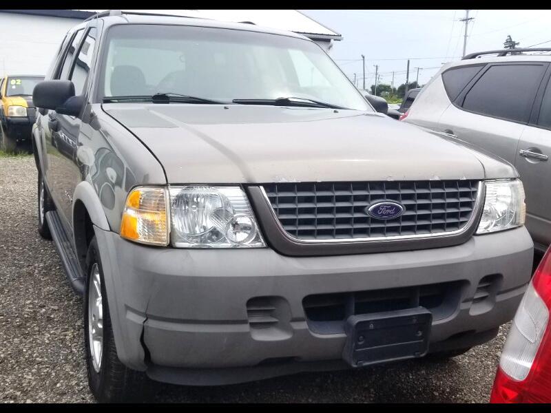 Ford Explorer XLS 4WD 2002