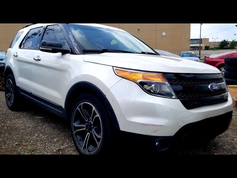 Ford Explorer Sport 4WD 2014