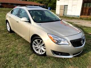 Buick Regal Premium 1 2014