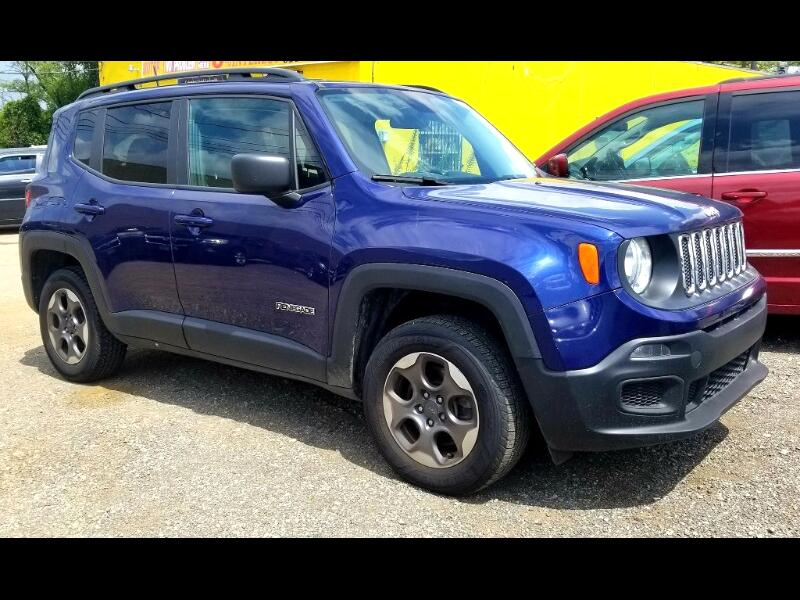 Jeep Renegade Sport 4WD 2016