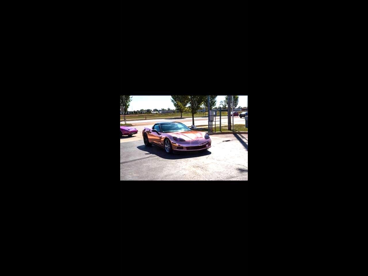 Chevrolet Corvette Convertible LT2 2009