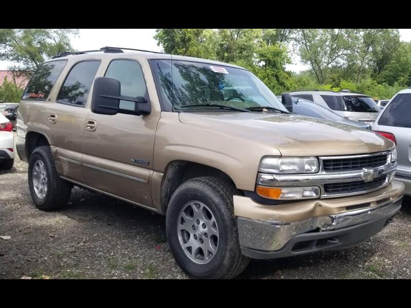 Chevrolet Tahoe 4WD 2000