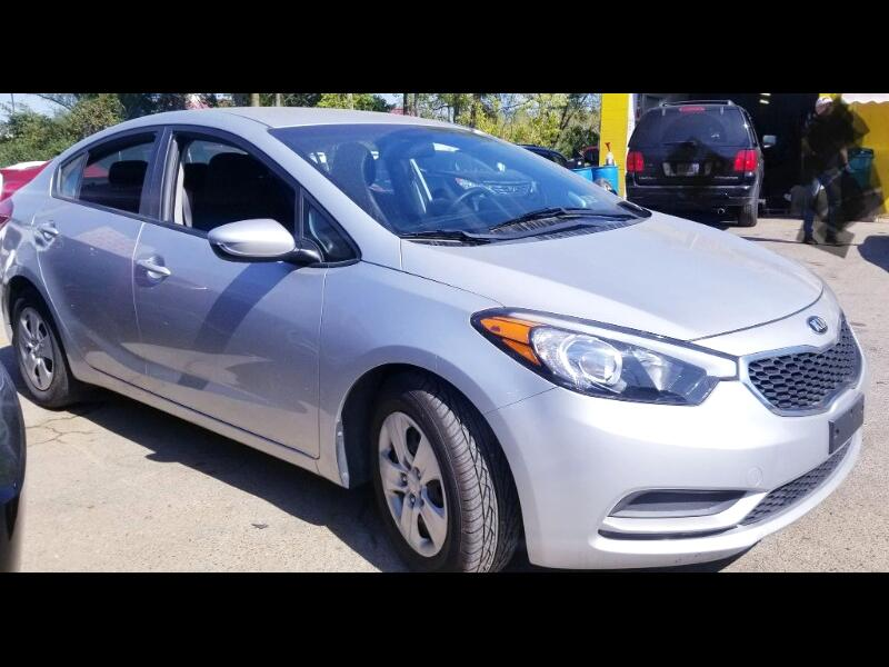 Kia Forte LX w/Popular Package 2016