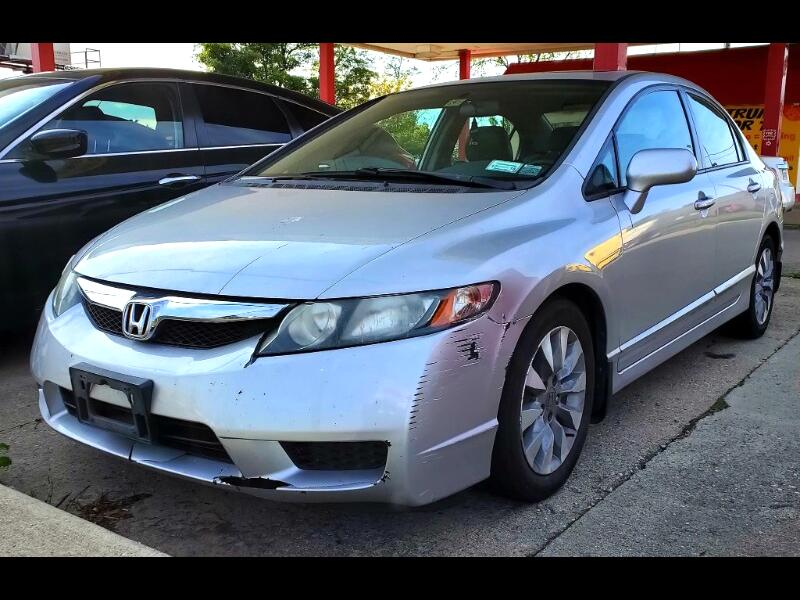 Honda Civic EX-L Sedan 5-Speed AT 2011