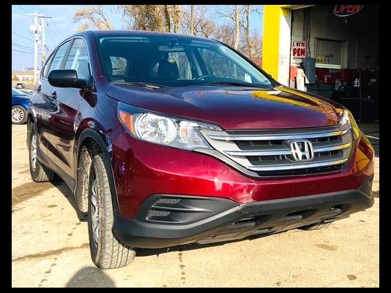 Honda CR-V LX 4WD 5-Speed AT 2014