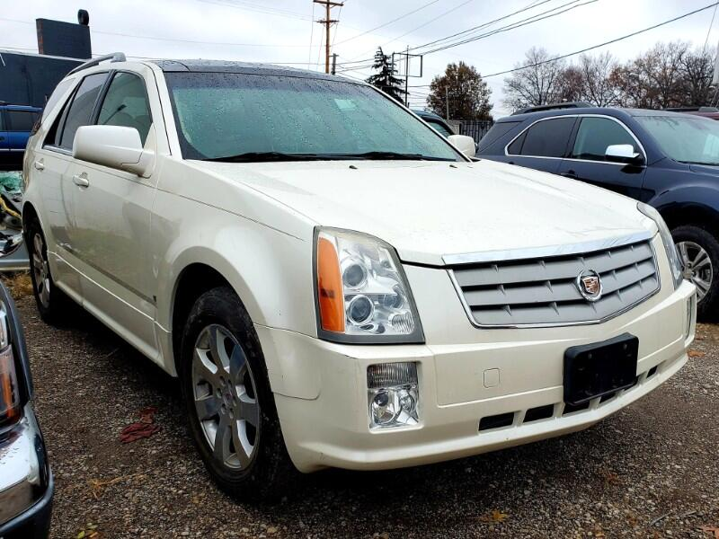 Used 2009 Cadillac SRX V6 AWD for Sale in Columbus OH ...