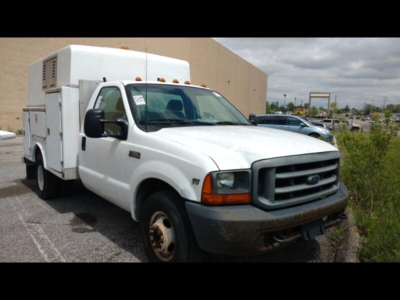 Ford F-350 SD XLT 2WD DRW 2001