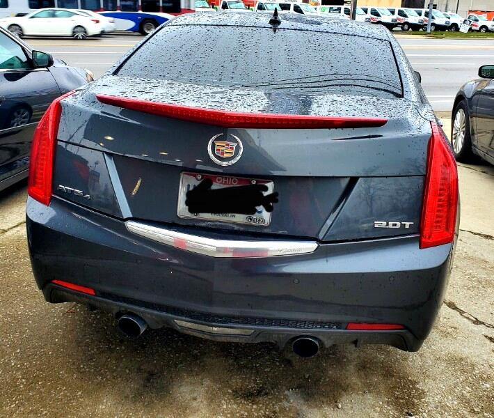 Used 2014 Cadillac ATS For Sale In Columbus OH 43224