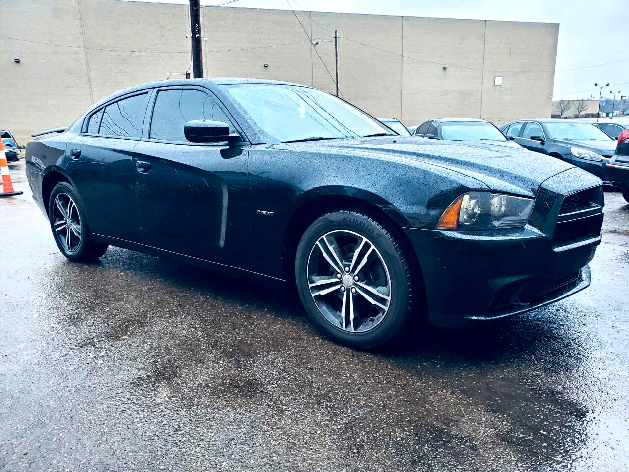 Dodge Charger R/T AWD 2014