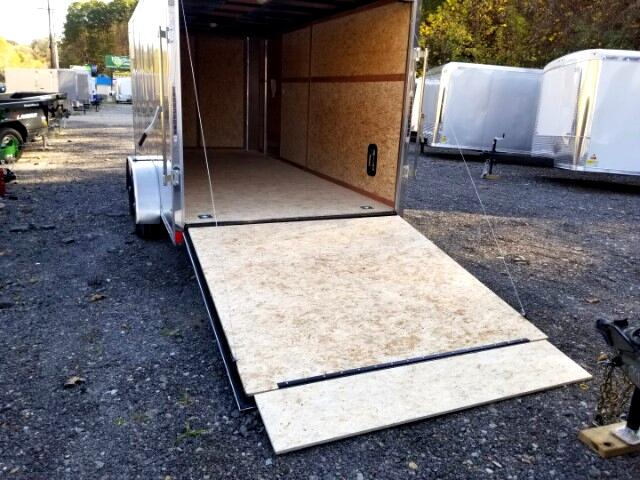 2018 Discovery 7x16 Rover SE, 6'' Extra Height, Ramp Door