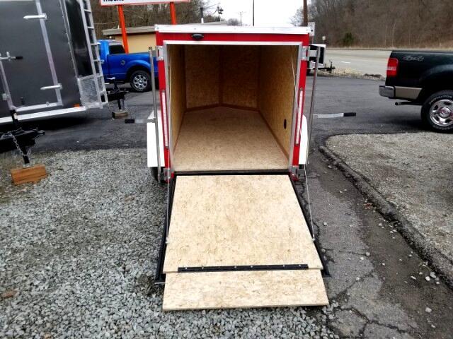 2019 Discovery 4x8 Ramp Door