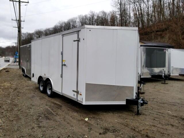 2019 US Cargo 8.5x16 ULAFT, Barn Doors