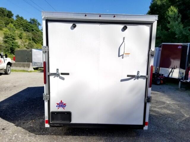 2019 US Cargo 6x10 ULAFT, Ramp Door