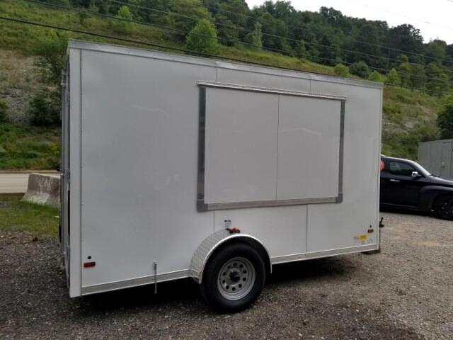 2019 US Cargo 6x12 ULAFT, Concession Trailer, 6'' Extra Height