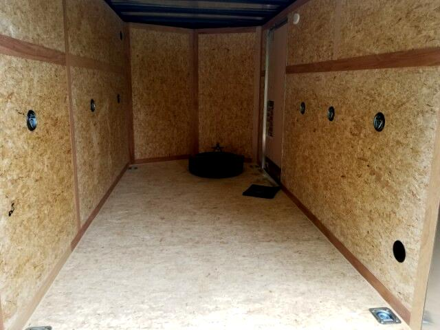 2019 US Cargo 6x12 ULAFT, Barn Doors