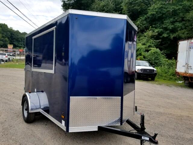 2019 US Cargo 6x10 ULAFT, Concession Trailer, 6'' Extra Height