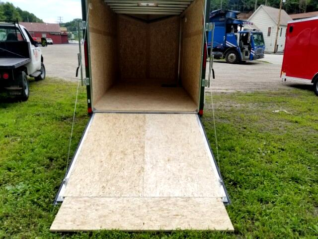 2019 AmeraLite 6x12 ATTX, All Aluminum, Ramp Door
