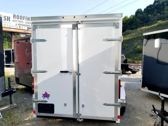 2019 US Cargo 6x10 ULAFT Concession Trailer, 6'' Extra Height