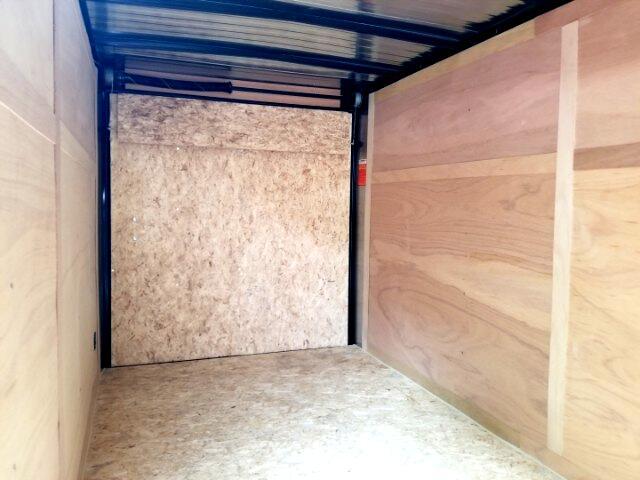 2019 US Cargo 6x14 ULAFT, Ramp Door, Tandem Axle