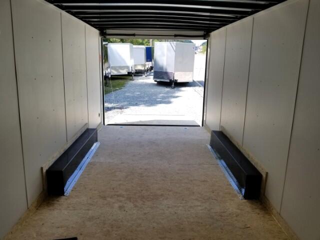 2019 US Cargo 8.5x16 ULAFT, 6'' Extra Height, Ramp Door