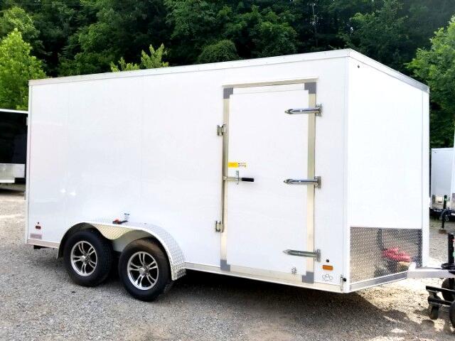 2019 AmeraLite 7x14 ATTX, 12'' Extra Height, Ramp Door