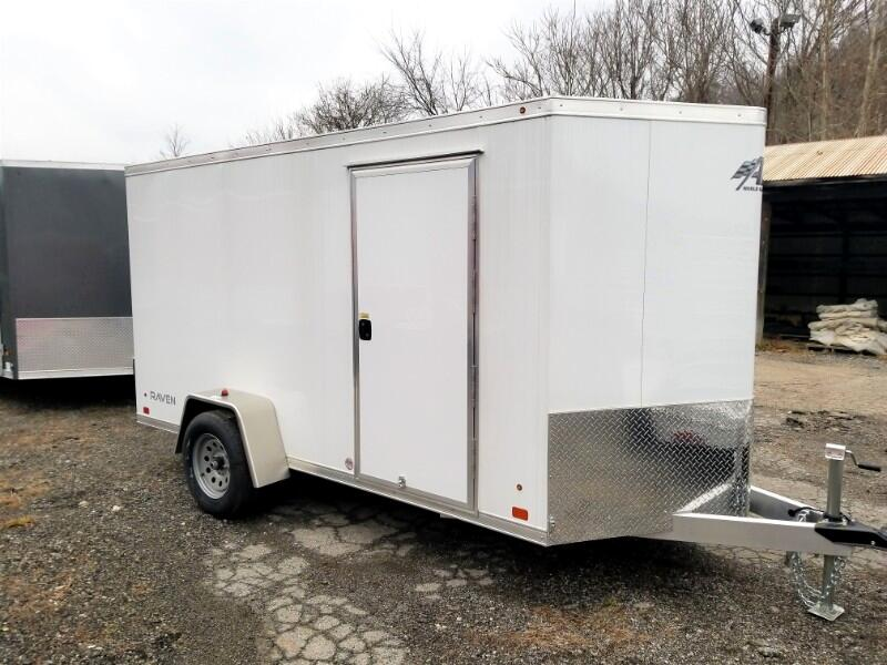 Ez Credit Auto Sales >> New 2019 ATC Raven 6x12, Ramp Door for Sale in Pittsburgh PA 15025 Payless Auto City