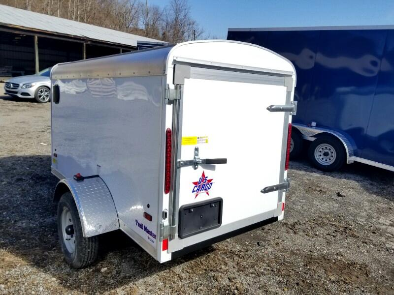2019 US Cargo 4x8 TSPP, Barn Door