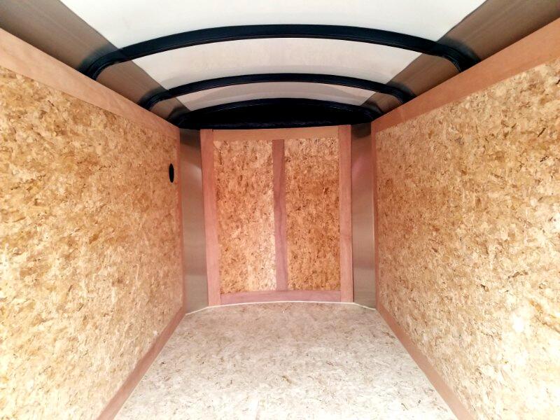 2019 US Cargo 4x8 TSPP, Barn Door