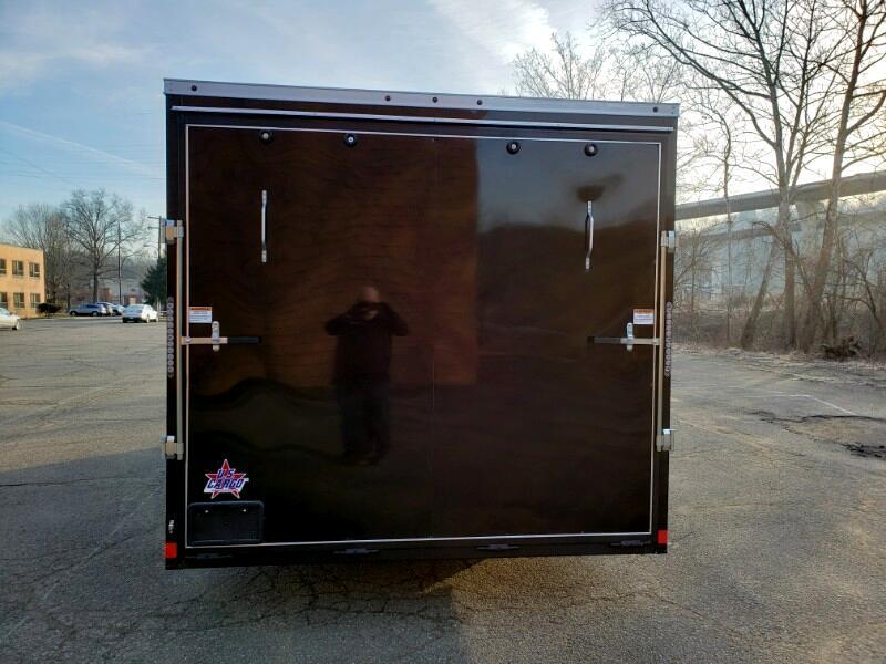 2020 US Cargo 8.5x20 ULAFT, Car Hauler, 9990 GVW, 6'' Extra Height